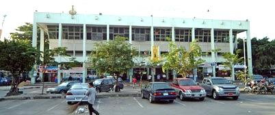 Ekemai or Ekkemai Bus station in Bangkok