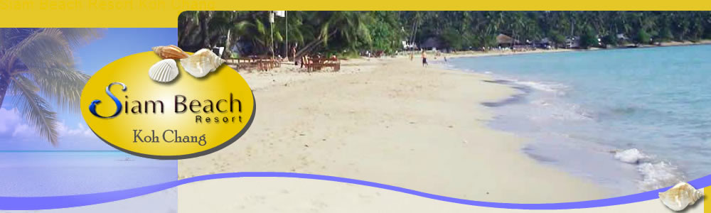 How to get to Siam Beach Resort on Koh Chang island header image